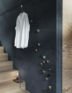 The DOTS METAL – Modern Scandinavian Design Coat Hooks by Muuto - Muuto