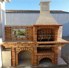 Patio Tiles, Outdoor Tiles, Speaker Box Diy, Steel Gate Design, Barbecue Design, Outdoor Barbeque, Brick Bbq, Gazebo, Backyard