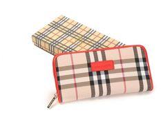 http://www.designerbagsdeal.com Cheap Wholesale Burberry Wallets 0009