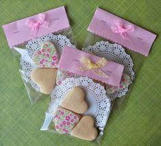 Creativas formas de obsequiar galletas,