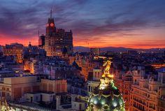 Ciudad Gótica by GustavoCba, via Flickr