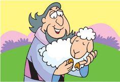 A ovelhinha teimosa -historia missionária