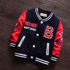 Find More Jackets & Coats Information about 9M 30M Kids Stars Letter Baseball Jackets, Boys Sport & Fashion Jersey, Children Tracksuit Clothing Infant Outwear Jacket Coats,High Quality jacket coat men,China coat blazer jacket Suppliers, Cheap coated glove from Witness the Growth of Children on Aliexpress.com