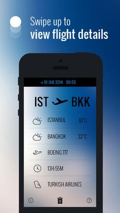 Flight - Live Status & Weather by InnovationBox Flat Web Design, Ui Ux Design, Flight App, Mobile App Design, Mobile Ui, Medical Logo, Ui Inspiration, User Interface Design, Travel Design
