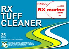 RX Tuff Cleaner