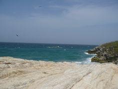 """Parguito"" beach. Nueva Esparta, Venezuela."