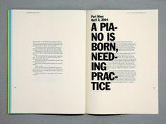 19 Ideas for design typography typology Magazine Layout Design, Book Design Layout, Print Layout, Editorial Design Magazine, Text Layout, Branding, Design Alphabet, Mise En Page Magazine, Mises En Page Design Graphique