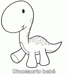 Colouring Pages, Free Coloring, Coloring Sheets, Coloring Books, Die Dinos Baby, Baby Dinosaurs, Tier Zoo, Dinosaur Coloring, Dinosaur Birthday Party
