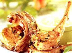 Côtelettes+d'agneau+grillées+à+l'ail ++    cuisineregionale.fr+de+vraies+recettes+réalisées+par+de+vrais+internautes