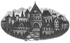 Mary Grandpre Harry Potter chapter art - Google Search