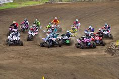Wienen Leads AMA Pro ATV Field into Penultimate Round of 2015 Mtn. Dew ATV Motocross Championship from RedBud