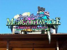 I've Been Everywhere . . .: Jimmy Buffett's Margaritaville, George Town, Grand Cayman Island