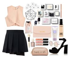 """""""Untitled #2"""" by forelskeet ❤ liked on Polyvore featuring Finders Keepers, KOON, Miu Miu, Deux Lux, Bobbi Brown Cosmetics, Abercrombie & Fitch, Essie, MAC Cosmetics, Tom Dixon and JINsoon"""