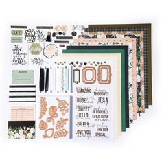 The Keep Life Simple - Card Kit of the Month Club