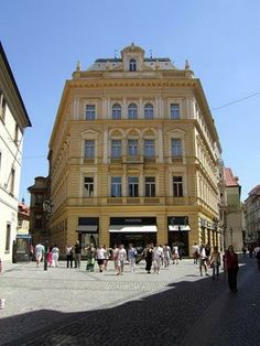 Architecture in Prague