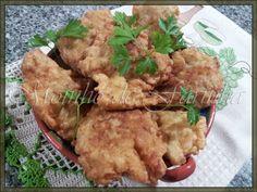 Moinho De Farinha: Pataniscas de bacalhau