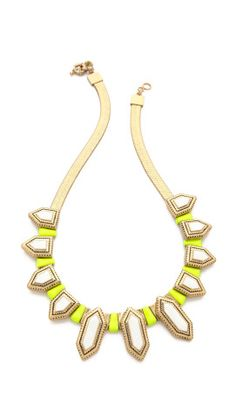 Madewell Stacked Statement Necklace | SHOPBOP