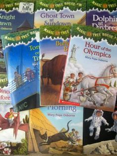 Great Book Lot of Magic Tree House for Children. Chapter Books