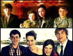 Skandar Keynes, Anna Popplewell, Georgie Henley, William Moseley (Narnia Cast)