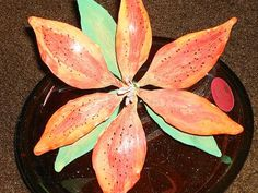 Beautiful Gumpaste Tiger Lily Perfect for by GumpasteGarden, $10.00