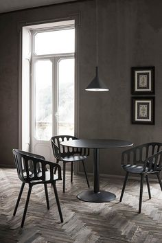 Sledge Mobilier moderne pour hôtellerie et restauration - Sledge Decor, Furniture, Table, Chair, Home Decor, Professional Decorations, Basket Chair, Home Decor Baskets, Dining Chairs