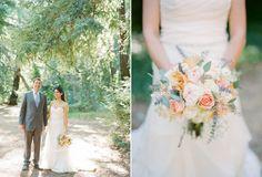 Big Sur River Inn Wedding | Lynette Boyle Photography - San Francisco Wedding Photographer | Sonoma Wedding Photographer | Russian River Wed...