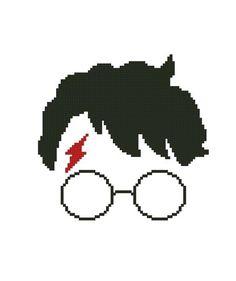 Harry Potter cross stitch pattern   Craftsy