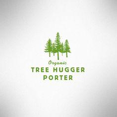 tree hugger logo