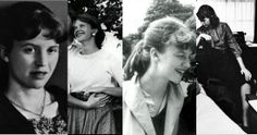 Sylvia Plath an American poet, novelist and short story writer (1932 - 1963);  posthumously awarded a Pulitzer Prize for poetry in 1982