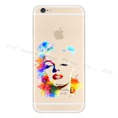 """Hot! Magnolia Flower Spring Girl Soft Silicon Phone Cases For Apple iPhone 6 4.7"""" Case For iPhone6 Cover Shell MBB WUAD HSG PWW"""