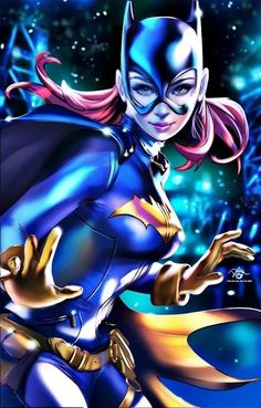 Batgirl bajo la máscara es una chica de lo más normal, sale con las amigas de copas, le entusiasma probarse zapatos de tacón y sueña con relaciones románticas con chicos. Es toda una heroína lista para luchar contra los malos y robar los corazones de...