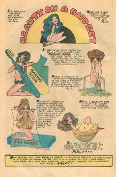 Easy Tips For Curing Your Skin Woes - Beach Beauty Life Vintage Makeup Ads, Vintage Beauty, Vintage Ads, Vintage Posters, Vintage Stuff, Vintage Frames, Photowall Ideas, Arte Sketchbook, Retro Illustration