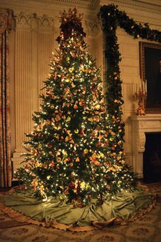 Christmas At The White House On Pinterest White House