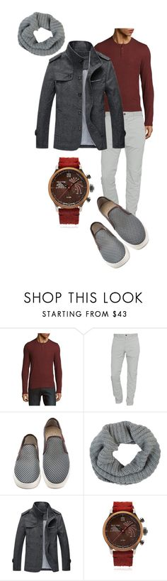 """""""Spring Casual ..."""" by parisareyhanian ❤ liked on Polyvore featuring ATM by Anthony Thomas Melillo, Closed, Barneys New York, Terra Cielo Mare, men's fashion and menswear"""