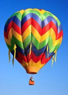 Exciting Fun at the Stoweflake Hot Air Balloon Festival