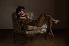 model photography androgynous androgynous model high waisted pants browns victorian vintage caramel Carlo Capobianco carlo capobianco model carlocapobianco carlo capobianco singer   carlocapobiancomusic.tumblr.com Androgynous Models, Accent Chairs, Armchair, Victorian, Caramel, Singer, Vintage, Furniture, Pants