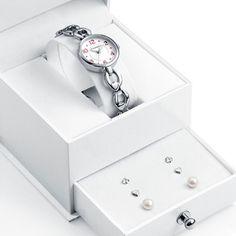 Pack Joyero Viceroy Reloj + Pendientes Niña 40946-05. Relojes Viceroy