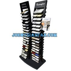 stone show stand Stone display stand for showing marble & granite/Stone showing display for quartz stone/Stone display rack  Everything for showing stone sample, contact with me. Joe@tsianfan.com
