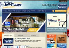 New Moving And Storage Services Added To CMac.ws. West Coast Self Storage
