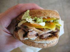 5 Spice Chicken Sandwiches with Wasabi Mayo #SchoolYourChicken