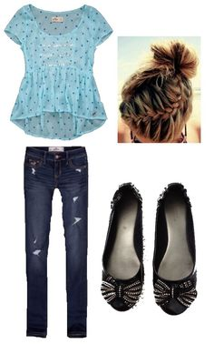 Cute Hollister outfit