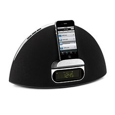 Pure Contour 100Di - Dock for iPod/iPhone/iPad with FM Radio Unboxing Review @pure_insider