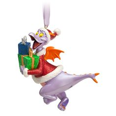 Figment Holiday Ornament | Ornaments | Disney Store
