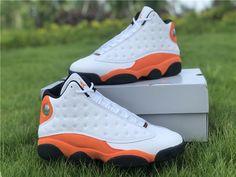 2021 New Air Jordan 13 Retro Black 'Starfish' Pre-order Jordan Shoes Online, Air Jordan Shoes, Jordans For Men, Air Jordans, Nike Air Force Ones, Converse Men, Jordan 13, Black Rubber, Nike Men