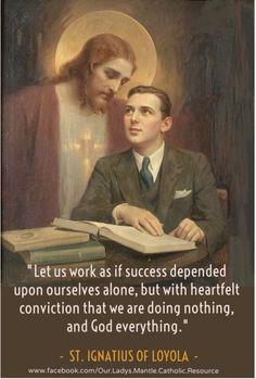 Jesus Calling Man to Priesthood Spiritual Images, Spiritual Life, Catholic Saints, Roman Catholic, Catholic Art, Jesus E Maria, Saint Quotes, Catholic Quotes, Jesus Pictures