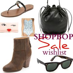 SHOPBOP 25% off Sale - wishlist!