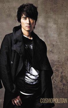 Song Seun Heun - Korean actor He is so good looking and one my favorite actors.