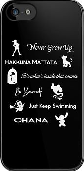 Disney lessons learned (White) by ashleykathrine. I want it solely for stitch at the bottom