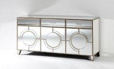 Aparador Con Espejo - Muebles y decoración de Lujo en Madrid | Decoradores online | Friso Decoración