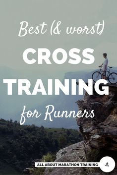 Let's talk about cross training for runners. Why is it important and healthy? Which ones are the best complements for your running and what should you avoid if you are in training and want to reduce your chance of injury. #allaboutmarathontraining  #running #crosstrain